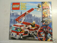 LEGO BROCHURE FLYER CATALOG TOYS 2007 50 JAAR DUTCH 60 PAGES 008