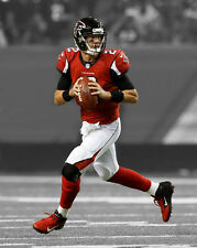 Atlanta Falcons MATT RYAN Glossy 8x10 Photo Spotlight Football Print Poster