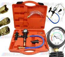 Sistema di Raffreddamento Vuoto Purge e Ricarica Auto Furgone Radiatore Kit