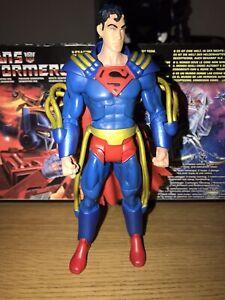 "DC Direct / DC UNIVERSE / Multiverse. Superboy Prime 7"" Action Figure Loose.rare"