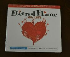 Eternal Flame: 80s Love by Various Artists (CD, Jan-2013, Allegro) NEW