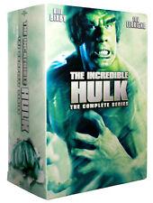 The Incredible Hulk: Seasons 1-5 The Complete Series DVD, 20 Disc Box Set