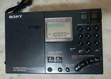 SONY ICF-SW7600G RADIO MULTI BANDA AM/FM STEREO PORTATILE