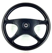 Genuine Lancia leather steering wheel for Lancia Delta, Dedra Turbo etc. 2C