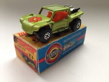 Matchbox Superfast No. 13 Baja Buggy England 1971 mit Repro Box