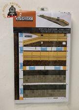 SUPERQUICK a Series Card Kit A1 Station Platform 610mm Long