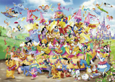 Ravensburger Disney Carnival Characters 1000 piece Jigsaw Puzzle