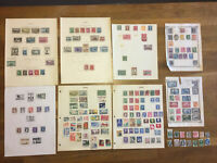 Large Selection Of Canada Stamps QV Nova Scotia - QE From Mixed Collections #mcs