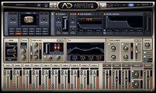 XLN Audio Addictive Drums 2 Plugin w/ Fairfax Vol 1 & 2, Black Velvet AAX VST AU