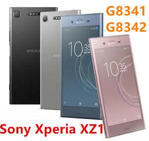 """NEW Sony Xperia XZ1 G8341 G8342 4G LTE 19MP 4GB Ram 64GB Rom Octa-core 5.2"""""""