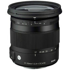 Sigma 17-70mm f/2.8-4 DC Macro OS HSM Lens for Canon | 884101