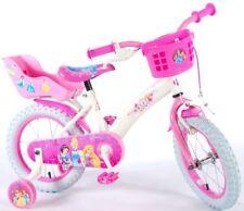 12 14 16 Zoll Disney Princess Prinzessin Kinderfahrrad Mädchenfahrrad Kinder Neu