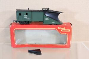 TRIANG R138 TRANSCONTINENTAL TC SNOW PLOUGH WAGON 53427 BOXED 2nx