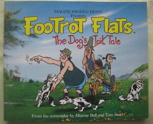 "FOOTROT  FLATS   THE DOG""S TALE"
