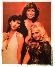 80s NOS 90's Dallas TV show Texas Soap Opera Charlene Tilton Vtg t-shirt iron-on