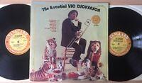 "The Essential Vic Dickenson - RARE Jazz 2LP Gatefold 12"" Vinyl - VG/EX"