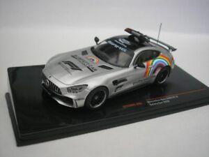 Mercedes Benz AMG Gt-R Safety car Formule 1 2020 1/43 IXO