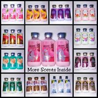 Set of 3 Bath & Body Works Lotion Shea Vitamin E Lot Gift Beauty