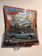 Disney Pixar Cars Finn McMissile from the Cars 2 Movie diecast Dated 2010 NEW