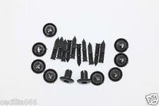10X SEAT 7-8mm A pressione Porta Carrozzeria Paraurti Cornici Gancetti