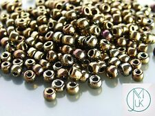 250g 83 Metallic Iris Brown Toho Seed Beads 3/0 5.5mm WHOLESALE