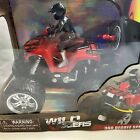 Radio Control Toys 4 Wheeler 360 Degree Spins, 1 Red Brand New Toy  Ages 3 Up