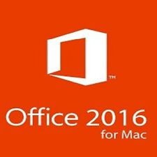 MICROSOFT OFFICE 2016 Standard✔Für 1 MAC✔Produkt Key✔EXPRESS E-Mail