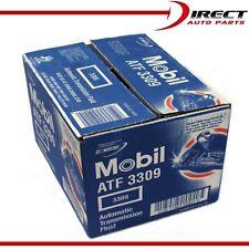 12 QTS ATF MOBIL 3309 Premium Transmission Oil 12 Quarts in Case - New Stock!!