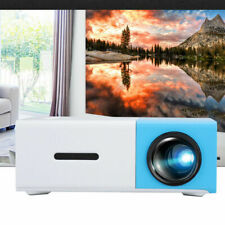 More details for mini portable pocket projector home movie video theater hdmi sd usb av 1080p hd