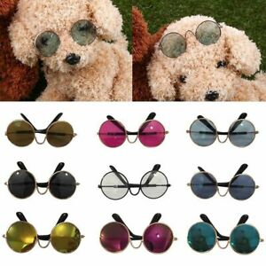 1pc Cool Pet Glasses Small Dogs Puppy Cat Sunglasses Pet Dog Eye Protection