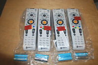"4 DIRECTV RC66RX UNIVERSAL REMOTE HD/DVR 24 IR/RF 2AA BATTERIES ""REPLACE RC65RX"