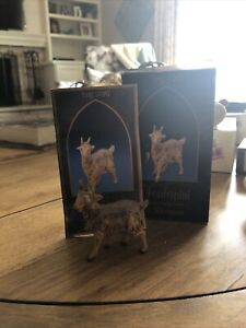 """Fontanini Heirloom Nativity 5"""" Collection The Goat Stable Animal - # 52532"""