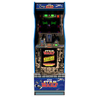 Star Wars Retro Arcade1UP Home Cabinet Machine Free Adapter Arcade 1UP Riser