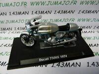 MOTO 1/24 test hachettes : DUCATI 750SS 1974