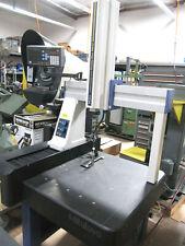 2010 Mitutoyo Crysta Plus M443 Floating Bridge Type Cmm Measuring Machine