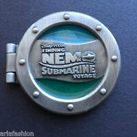 DLR - Create-A-Pin - Nemo Porthole Signed Autographed LE 500 Disney Pin 59609