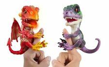 Fingerlings Untamed Dragon Wildfire And Untamed Dinosaur Raptor Razor Set
