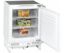 Exquisit UGS 105-1E A+91l Unterbau Gefrierschrank Schnellgefrieren Eis Fach weiß