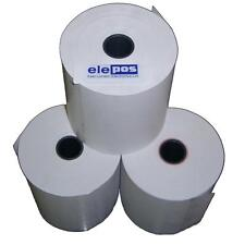 80x80 Thermal Till Rolls 80 x 80 3x Loose Printer Roll