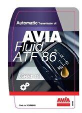 HUILE DE BOITE AVIA FLUID ATF 86 DEXRON II (2L)
