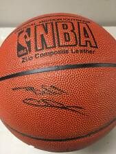 BILLY CUNNINGHAM AUTOGRAPHED I/O BASKETBALL HOF SIXERS / TOP 50 PLAYER