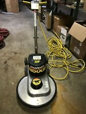 """Nss 20"""" Charger 1500 High Speed Electric Floor Buffer , Burnisher - Works"""
