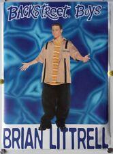 Backstreet Boys - Brian Littrell Poster 1996 - immer noch in der OVP !!!