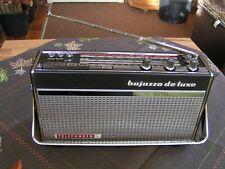 Sehr guterhaltenes Transistorradio Telefunken Bajazzo de luxe 201