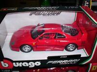 FERRARI  F 40 - 1987 - BURAGO - SCALA 1/24