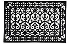 DOOR MATS - FLORENTINE RECYCLED RUBBER DOORMAT - 24