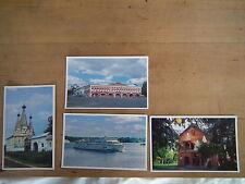 Colour Postcards of Uglich, Russia - 4