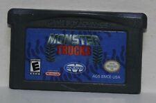 Monster Trucks Gameboy Advance GBA Nintendo Majesco Free Shipping