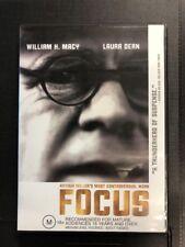 Focus DVD - REGION 4