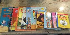 Mixed Lot 10 Childrens Reading Books Guc Story Time Books Nick Jr Dora, Arthur